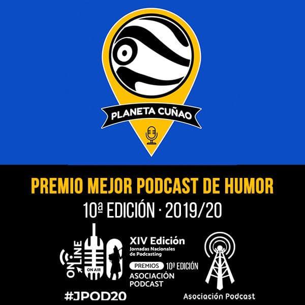 Premio al mejor podcast de humor
